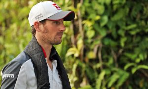 Grosjean eager to move on from Singapore woes