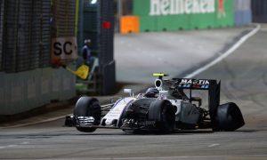 Bottas: Williams 'lucky' with Singapore damage limitation