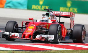 Vettel: Ferrari's practice pace 'did not look too bad'