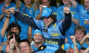 Look back: Alonso's first F1 title