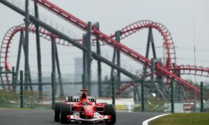 Schumacher claims pole and win in one day