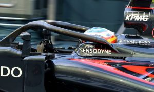 Alonso puts forward idea of removable 'Halo'