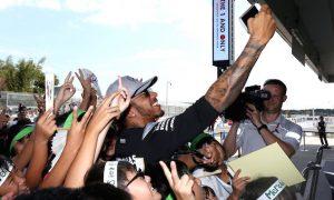 Hamilton not dwelling on Malaysia blow