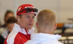 High altitude not a big difference for Raikkonen