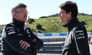 Wolff would welcome Brawn despite trust comments