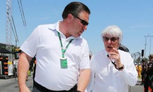 McLaren may be courting Zak Brown for CEO role