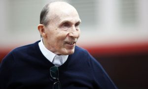 Sir Frank Williams recovering from pneumonia