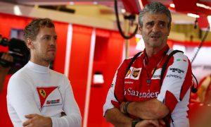 Vettel defends Ferrari - opposes critics