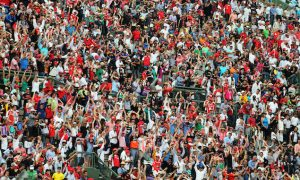 Riding the Mexican wave