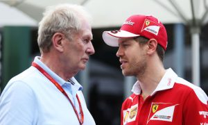 Marko: Seb's foul language 'unworthy' of an F1 champion