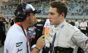 'Positive for me to race alongside Alonso,' says Vandoorne