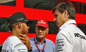 Wolff dismisses 'conspiracy' speculation