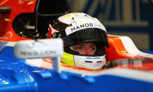 King to make FP1 debut for Manor at COTA
