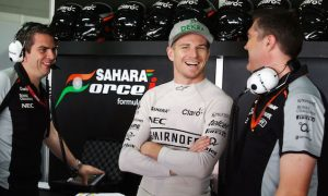 Force India confirms Hulkenberg will leave