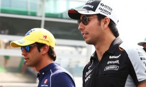 Force India an option but no contact yet - Nasr