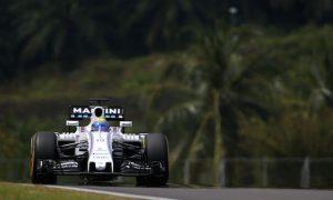 Williams explains Massa issue on Sepang grid