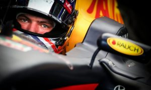 Max Verstappen confident in race pace for Sunday