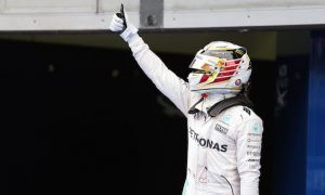 Pole lap could have been even quicker - Hamilton