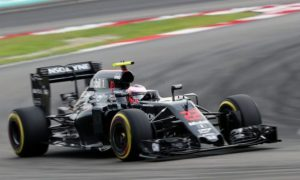 Button rues unlucky timing of second VSC