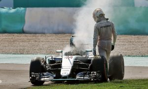 'Malaysia cost Lewis the championship' - Wolff