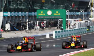 Red Bull one-two shows strengths of Renault package