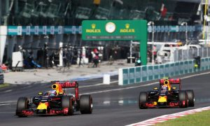 Verstappen happy with 'clean and fair' fight with Ricciardo