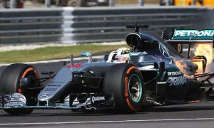 Hamilton: It feels like 'a higher power is intervening'