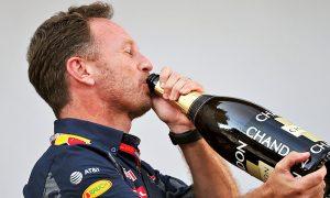 Ricciardo win 'unexpected', admits Horner