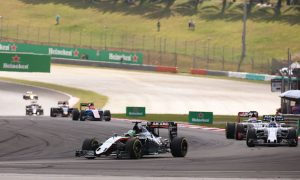 Force India praises Williams strategy in P4 fight