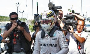 Hamilton: it feels like title chances are 'slipping away'