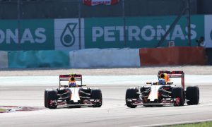 Red Bull 'felt comfortable' letting drivers race