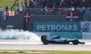 Mercedes yet to identify cause of Hamilton failure