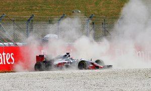 Haas investigating Grosjean brake disc failure