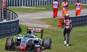 Haas fined over Gutierrez unsafe release