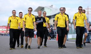 Giving Renault more time shows my loyalty - Magnussen