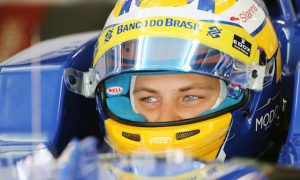 Ericsson happy to beat McLarens 'on pure pace'