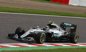 Rosberg edges out Hamilton as Ferrari shows pace in FP2
