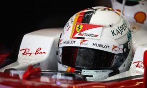 Vettel unhappy with Ferrari balance
