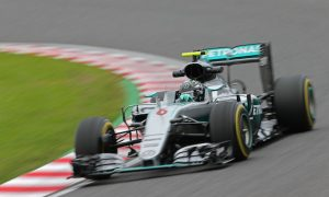 Rosberg snatches dramatic pole position by 0.013s at Suzuka