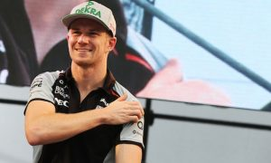 Abiteboul: Hulkenberg the right blend of hunger and experience