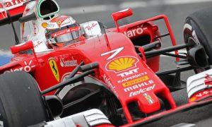 Third-placed Raikkonen praises Ferrari improvements