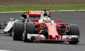 Vettel sees 'good sign' in closer gap to Mercedes