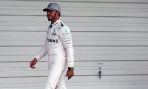 Hamilton refuses to take questions after Snapchat coverage