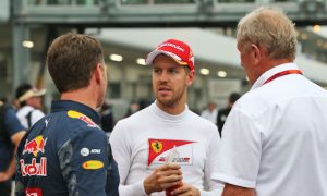 Red Bull 'really surprised' by Vettel's Suzuka strategy