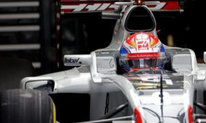 Grosjean happy with smooth qualifying run