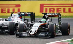 Force India needs A game to beat Williams - Mallya