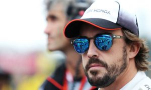 McLaren losing out by not testing tyres - Alonso