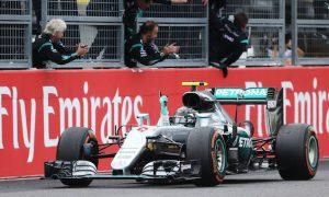 Nico Rosberg in numbers
