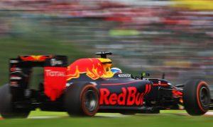 Fuel flow meter cost Ricciardo pace