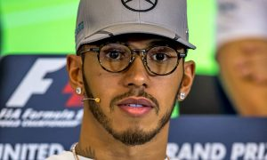 Hamilton '100 per cent fit' after foot injury